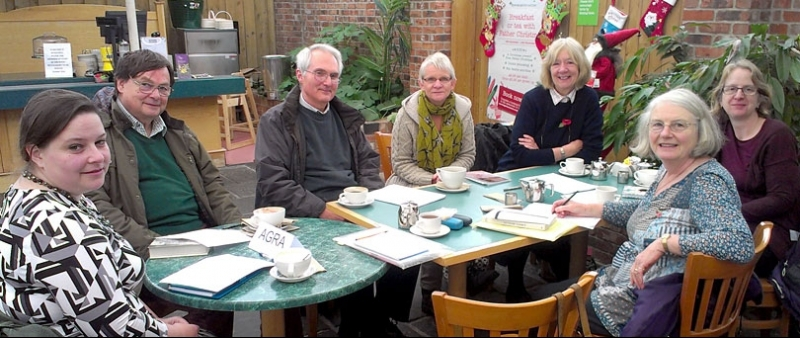 South West Network Group November meeting
