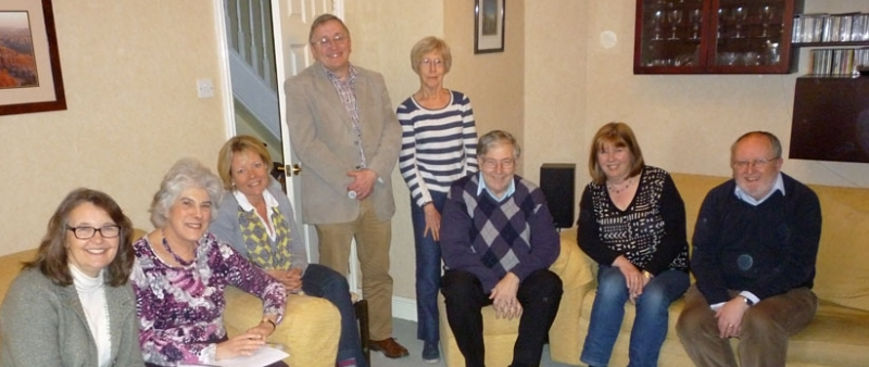Three Counties genealogists meet at Wendover